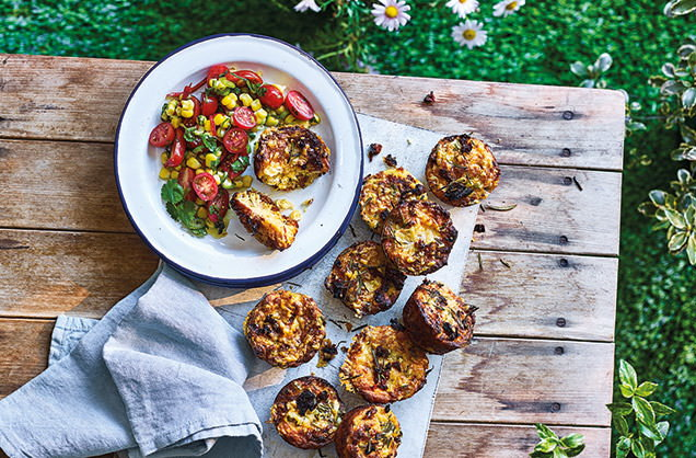 Recipes cooking baking recipes tesco real food chilli cornbread muffins forumfinder Image collections