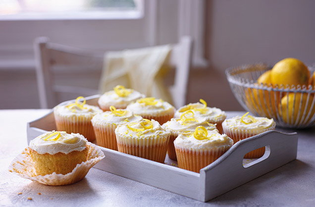 How do I add citrus flavour to bakes without unbalancing the batter?