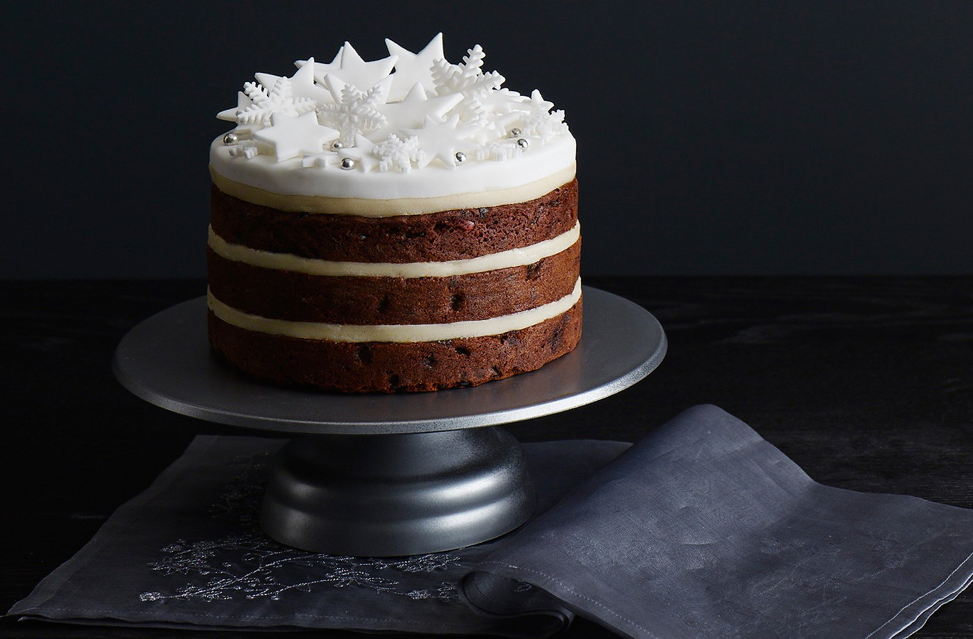 how to make an even layer cake
