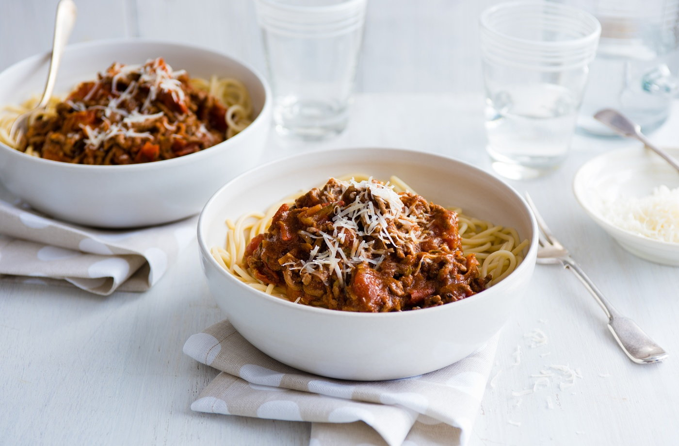 Bolognese with hidden veg recipe