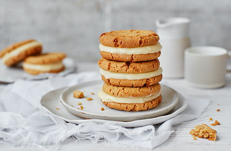 Bake a batch of these classic ginger biscuits, they're seriously easy to make and totally irresistible