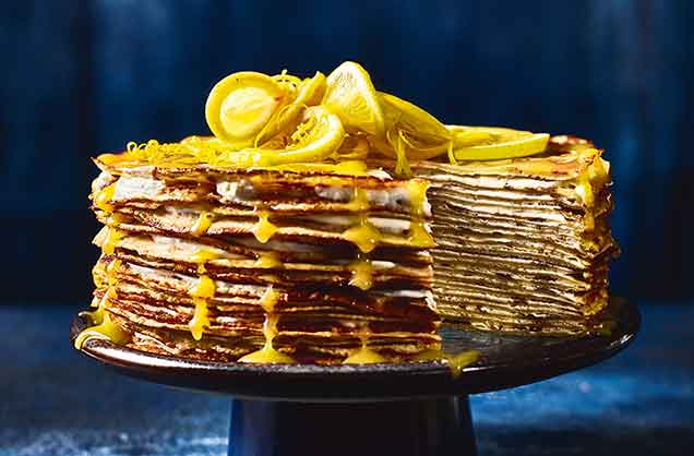 10 scrumptious sweet pancake recipes
