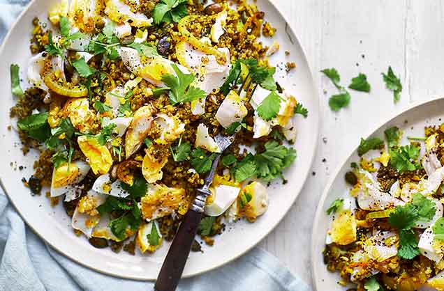 Keep it classic or try a new twist with our easy kedgeree recipes, perfect for breakfast, brunch or dinner.