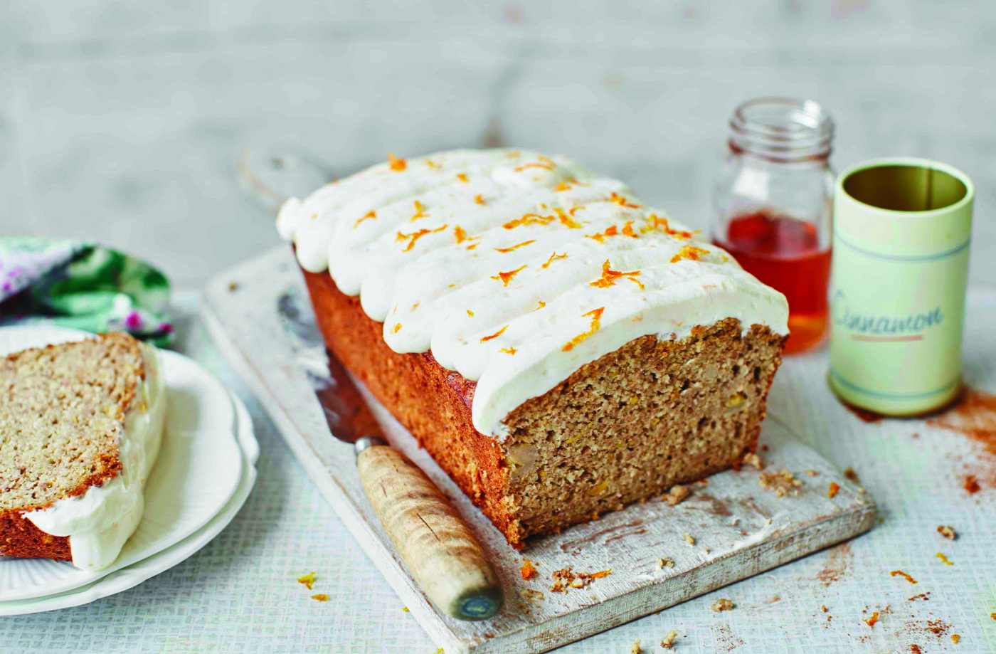 Avocado and banana bread recipe baking ideas tesco real food forumfinder Image collections
