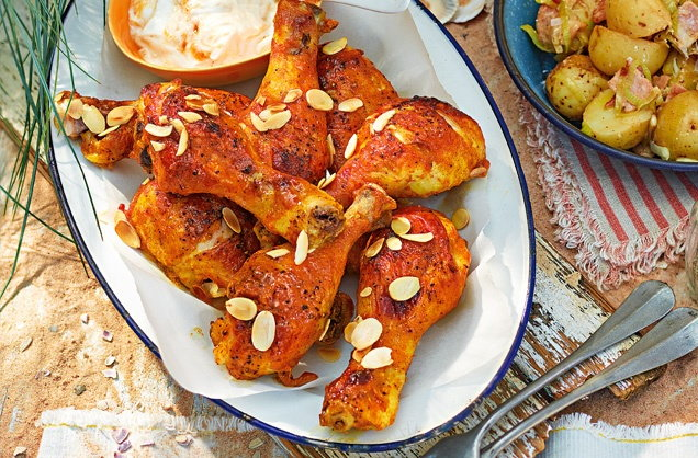 Curried drumsticks recipe