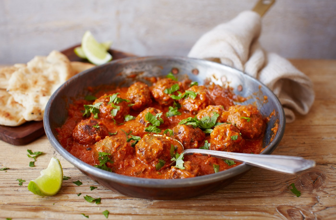 Lamb kofte curry recipe