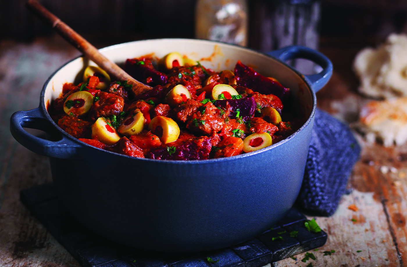 Goulash stew recipe halloween recipes tesco real food forumfinder Images