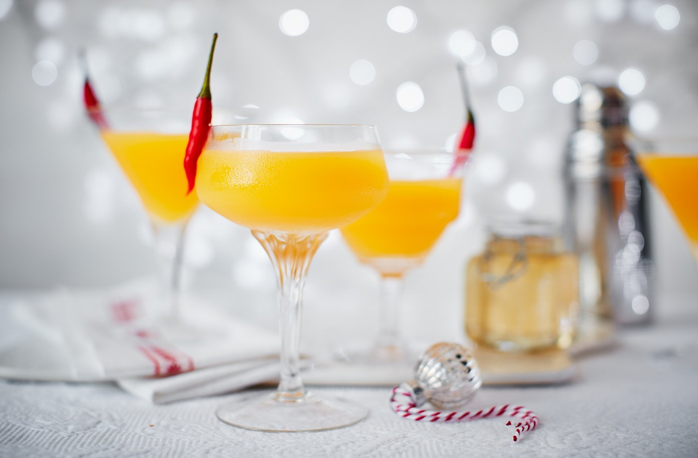 Chilli and mango margarita recipe