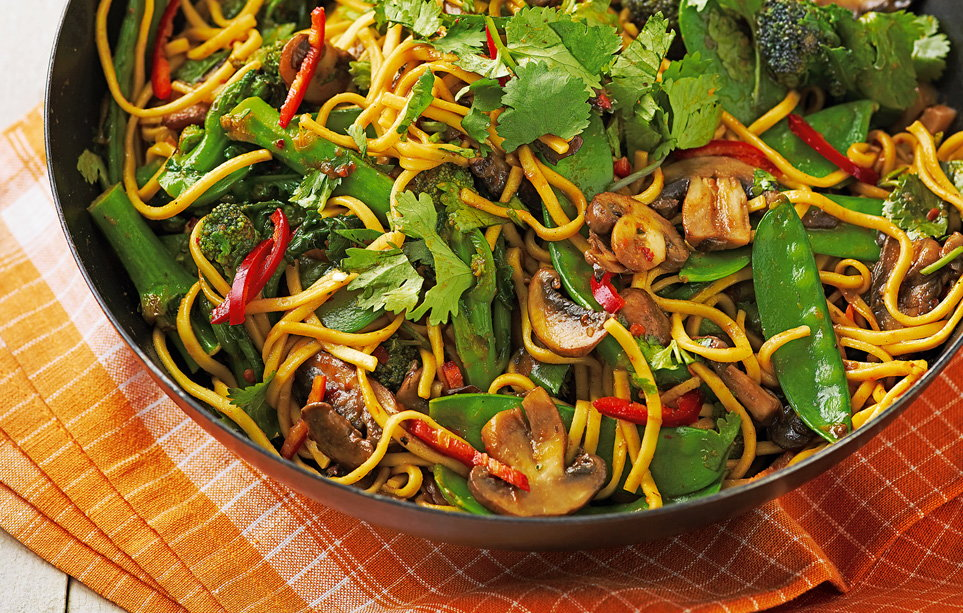 Mee goreng recipe vegetarian recipes tesco real food forumfinder Gallery