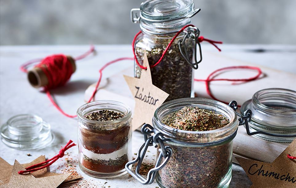 Three spice mixes to try this Christmas
