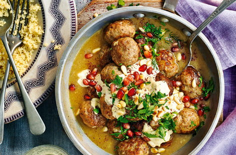 Turkish meatballs