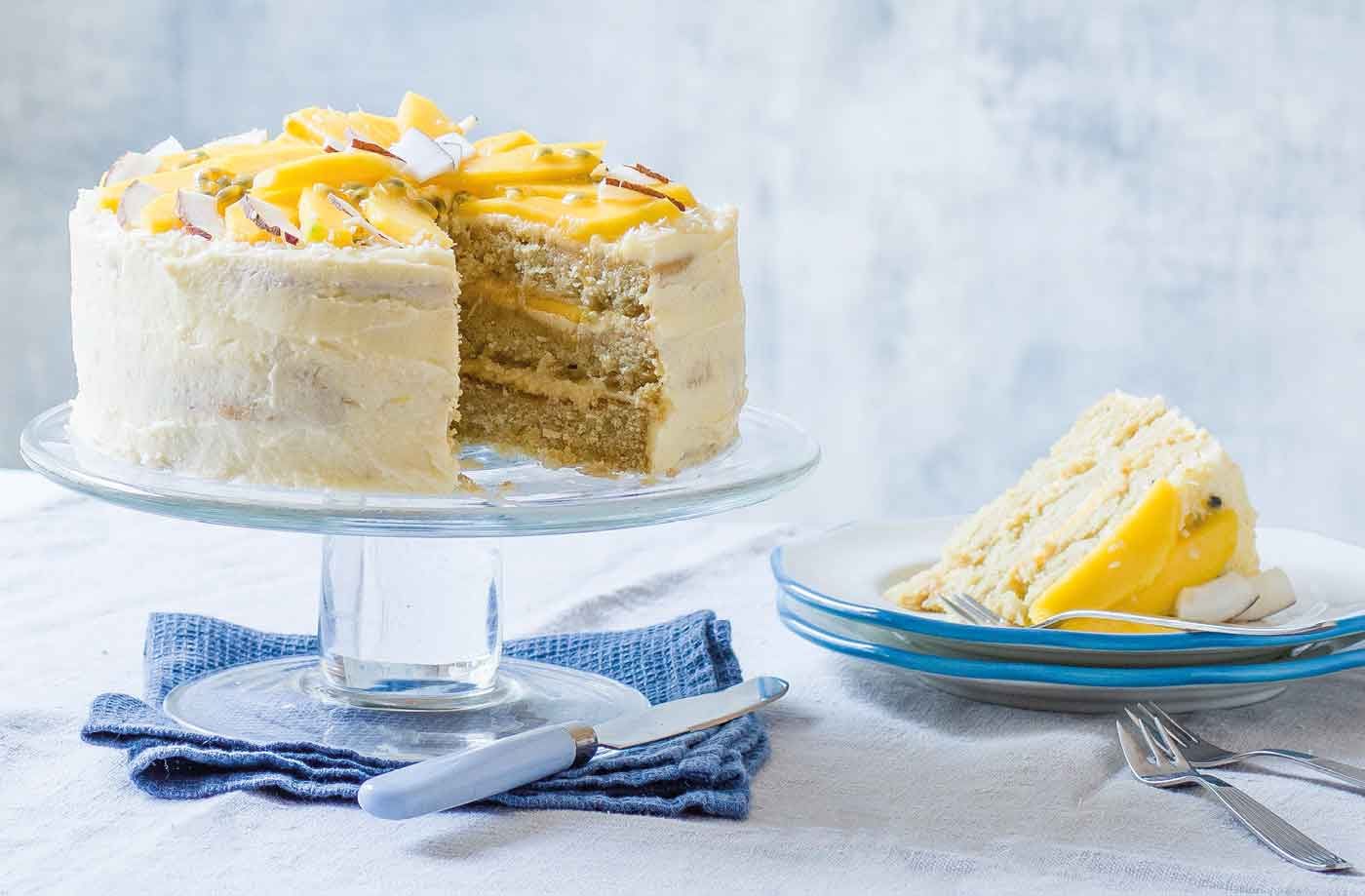10 Brilliant Birthday Cake Recipes Tesco Real Food