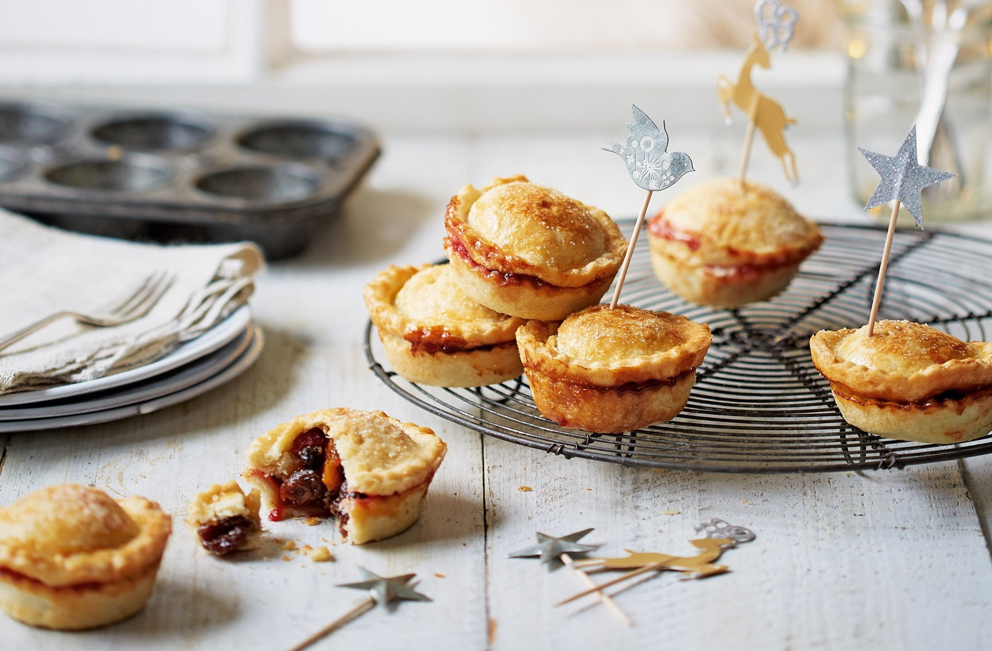 Mince pies tesco for English mincemeat recipe