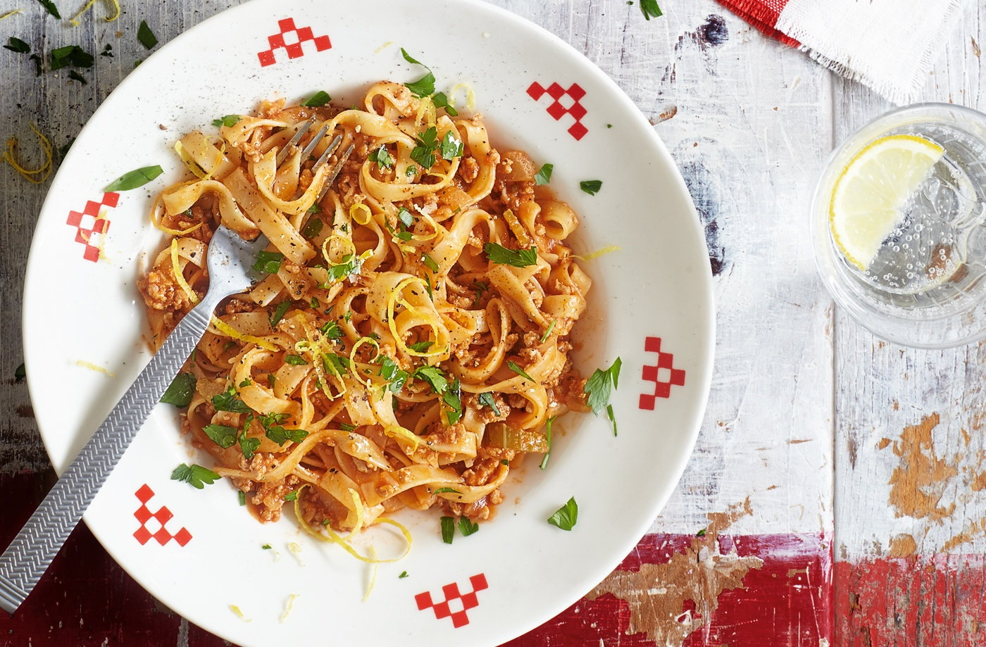 Pork and fennel ragu recipe