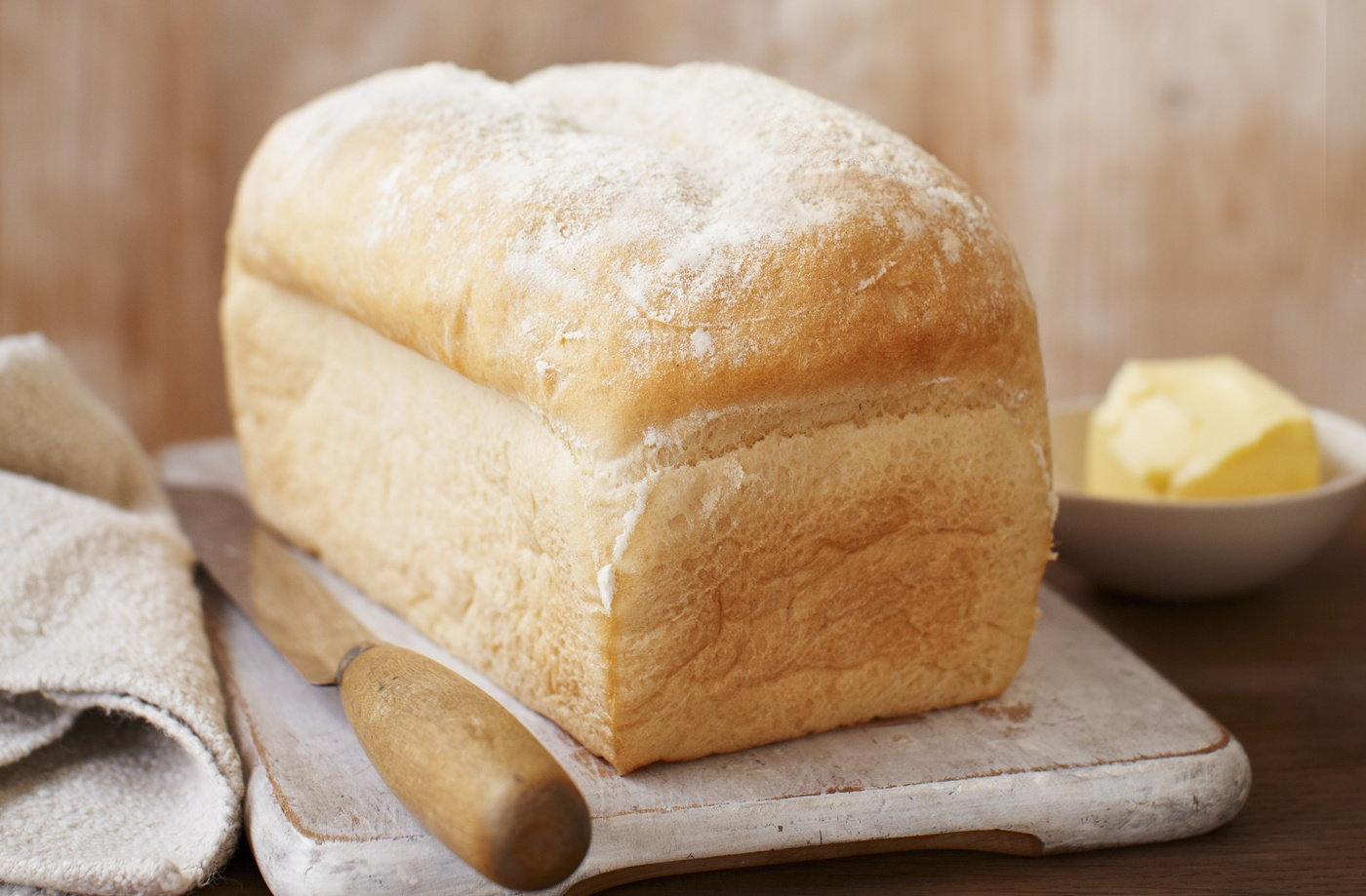 What is an easy bread recipe?