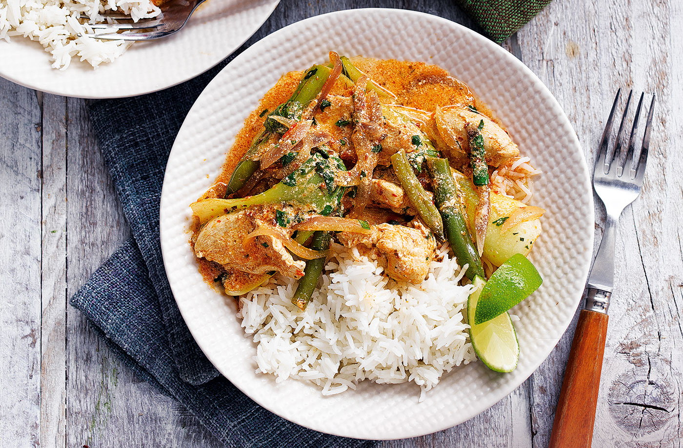 Red chicken curry tesco real food forumfinder