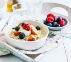 Quick-soak Bircher muesli