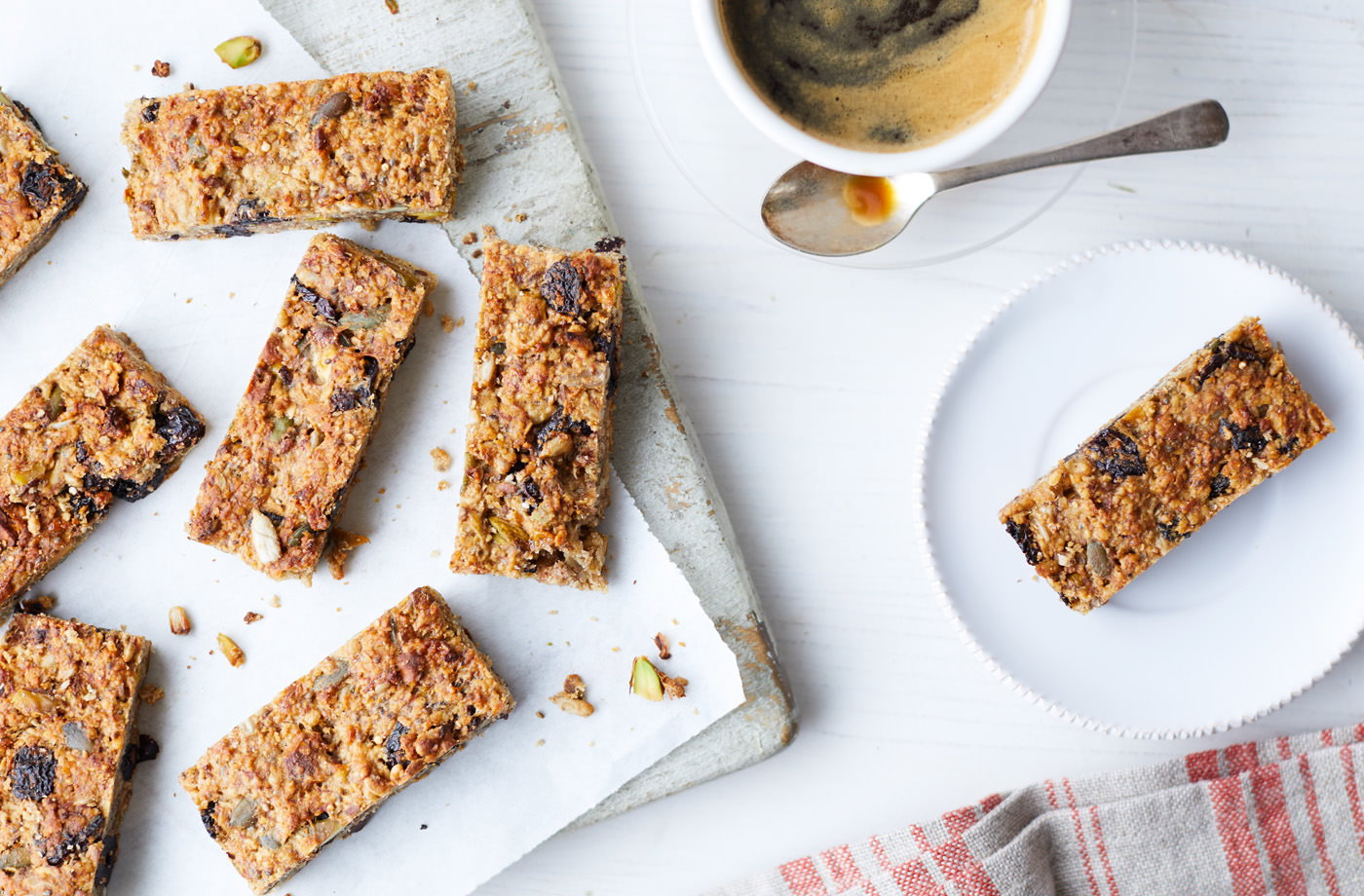 Ultimate healthy flapjacks