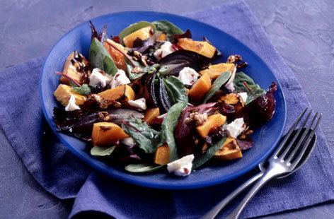 Roasted butternut squash salad thumbnail f012ee18 9c37 4d03 ad3a ac0a7146509a 0 146x128