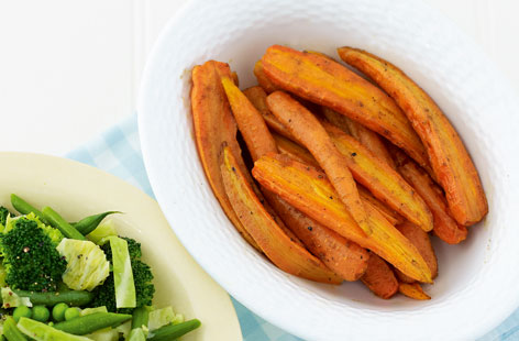 Roasted carrots with cumin THUMB
