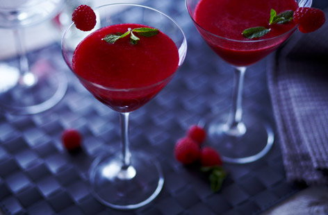SMOOTHIE raspberrymartini Th