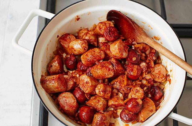 Image result for sausage casserole