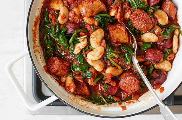 How To Make A Sausage Casserole Tesco Real Food