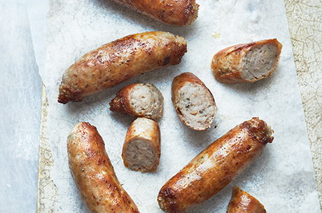 Seven ways to use up leftover sausages