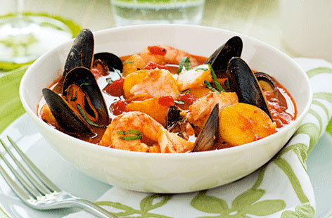 Seafood stew HERO