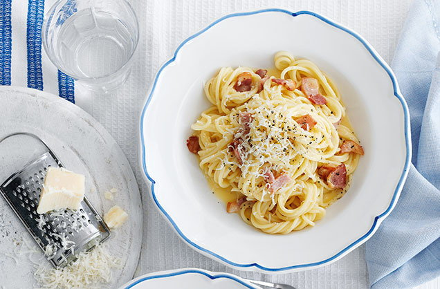 Gluten Free Spaghetti Carbonara Tesco Real Food