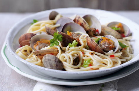 Spaghetti with clams THUMB edd12f07 507c 427f 945e 3c3ea2c9502a 0 146x128