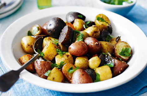 Spiced Potatoes(T)