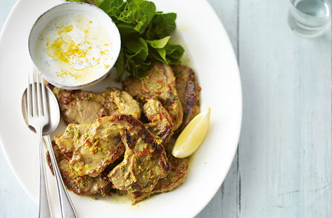 Spiced lamb chops THUMB