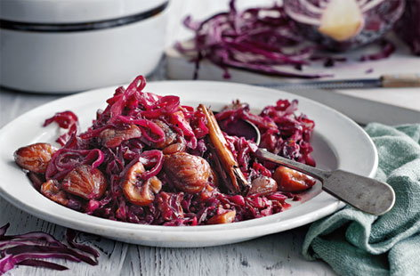 SpicedRedCabbage(t)