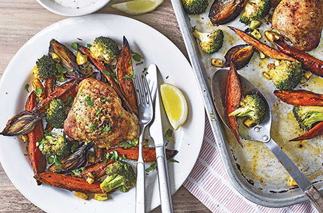 5 easy family dinners for £25: Week 19