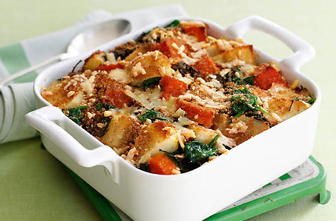 Spinach, potato and squash bake thumb a83aad92 85cd 4f97 ab2b 033c11c37ef4 0 146x128