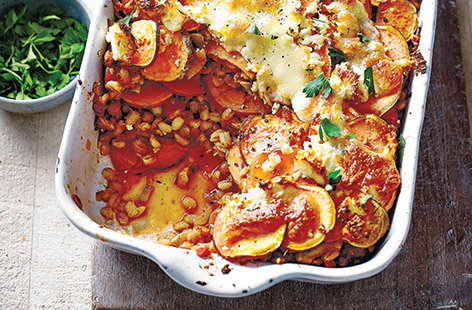 For hearty stews, comforting soups and veggie pies, check out our tasty pearly barley recipes.