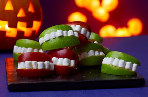 healthier halloween treats - Haloween Party Ideas