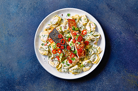 Creamy Italian ricotta is great for sweet and savoury recipes – find something new with our collection of ricotta recipes.