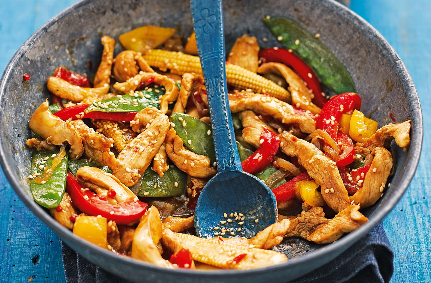 Firecracker chicken tesco real food forumfinder Image collections