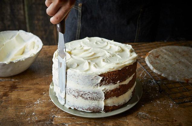 Carrot Cake Ice Cream Tesco Cake Recipe