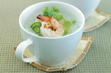 Thai Rice Soup THUMB