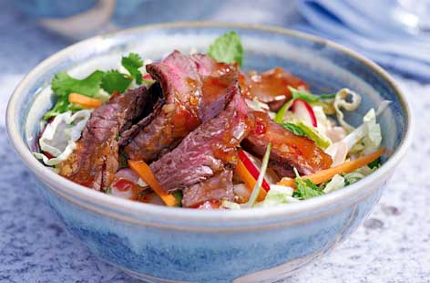 Thai beef salad thumb