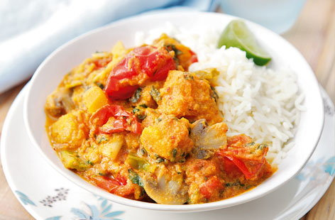 Thai curry HERO