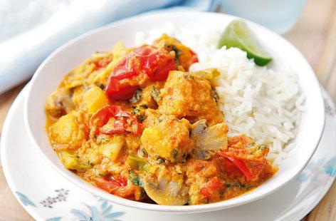 Thai curry HERO