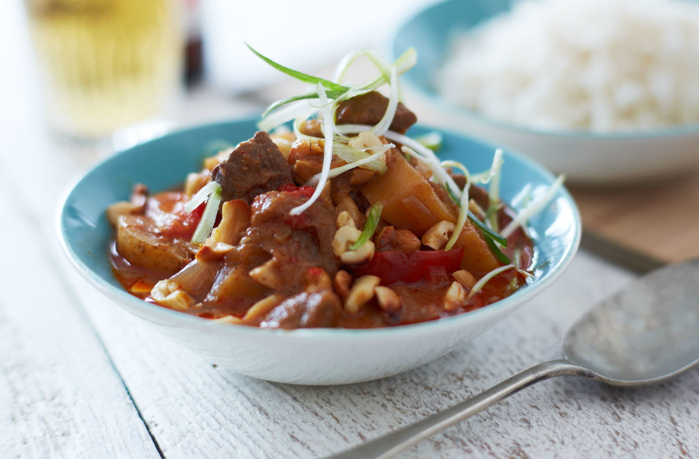 Slow cook Thai duck curry recipe
