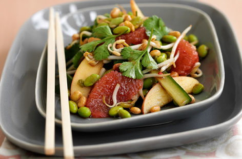 Thai soya bean salad thumb