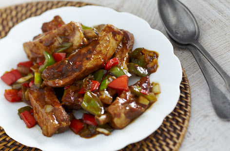 Chinese Pork Spare Ribs Tesco Real Food