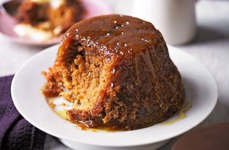 This steamed pudding is nostalgia on a plate and the perfect comfort food.