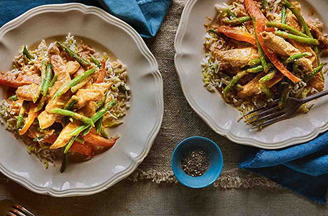 5 easy family dinners for £25: Week 9
